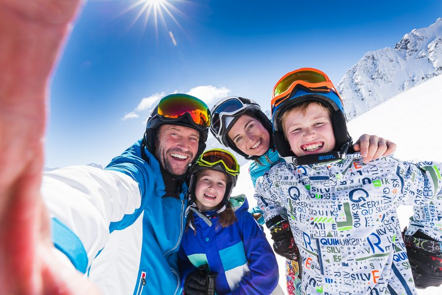 Ski And Tobogganing Fun For The Whole Family In Kappl